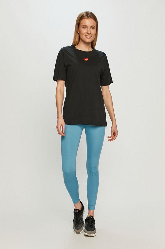 Nike - Legíny světle modrá