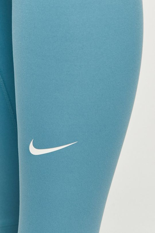 světle modrá Nike - Legíny