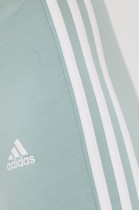 hnedozelená adidas - Legíny
