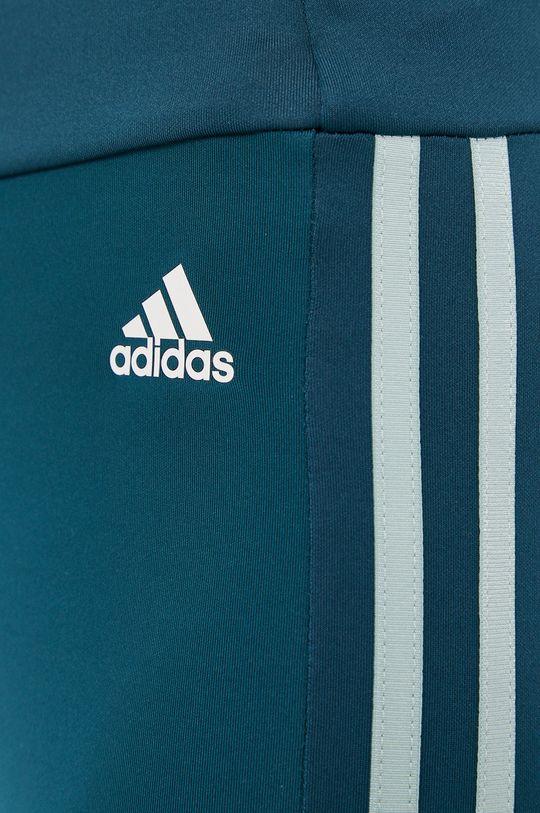 adidas - Legginsy 11 % Elastan, 89 % Poliester z recyklingu