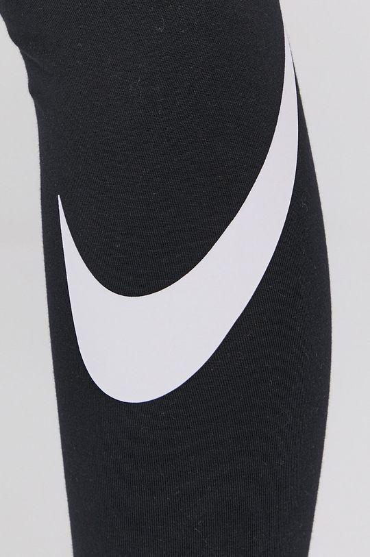 czarny Nike Sportswear - Legginsy