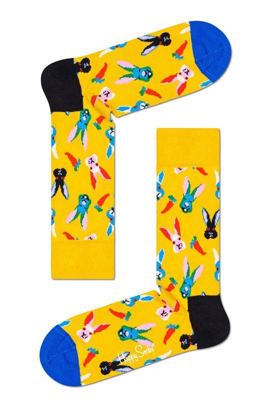 Happy Socks - Ponožky Easter Socks Gift Set (3-pak) viacfarebná