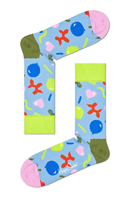 Happy Socks - Skarpetki Happy Birthday (3-pack) multicolor