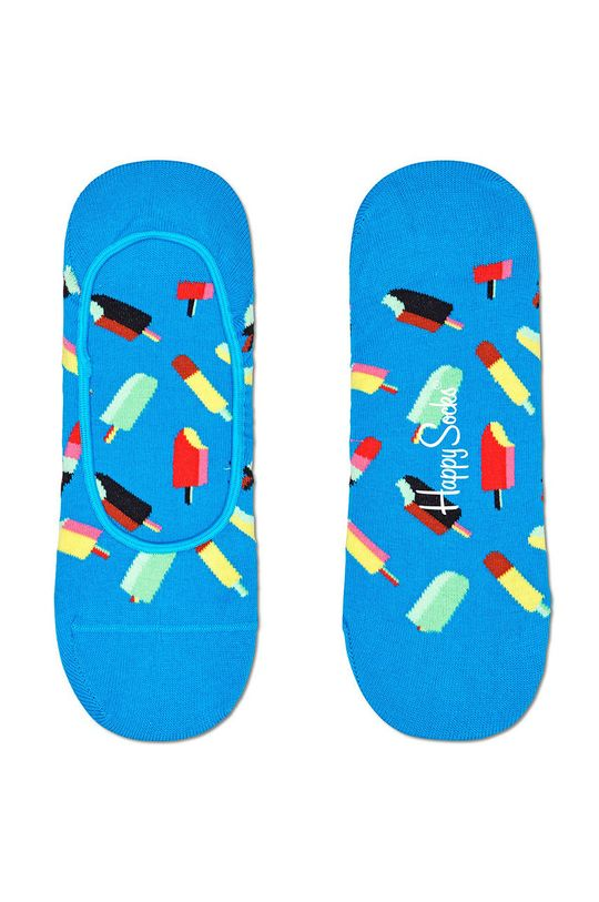 modrá Happy Socks - Ponožky Ice Cream Dámský