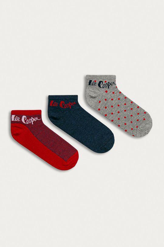 vícebarevná Lee Cooper - Ponožky (3-pack) Dámský