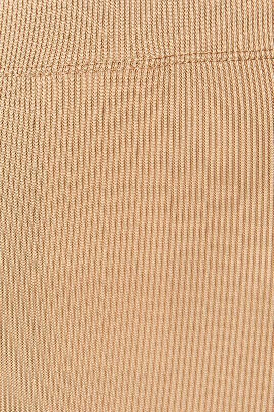 piaskowy Vero Moda - Legginsy