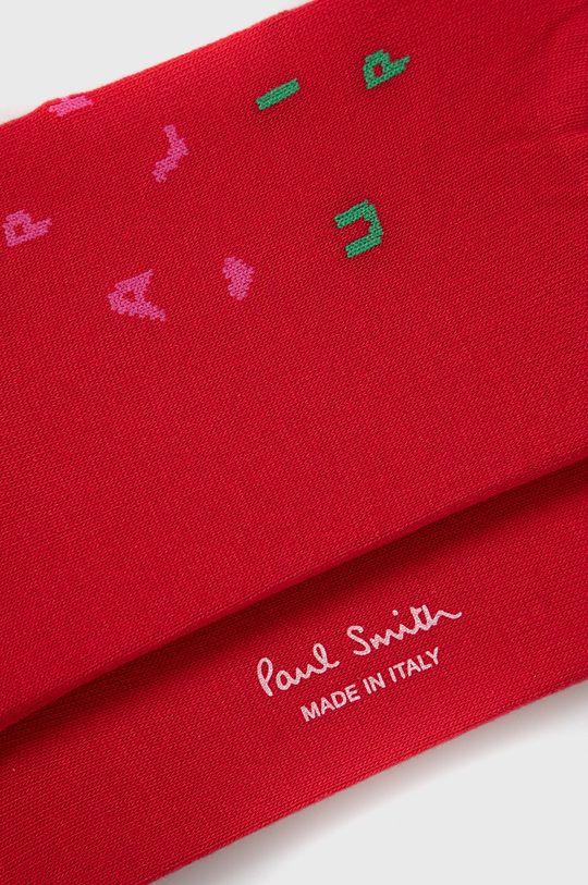 PS Paul Smith - Ponožky červená
