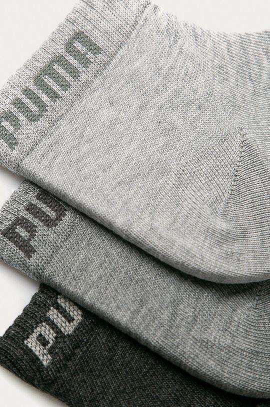 Puma - Ponožky (3-pack) šedá