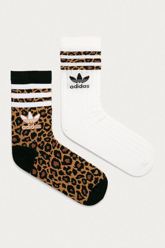vícebarevná adidas Originals - Ponožky (2-pack) Dámský