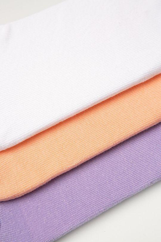 Brave Soul - Ponožky (3-pack) bílá