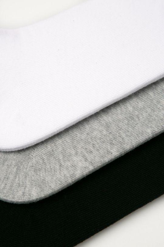 Brave Soul - Ponožky (3-pack) šedá