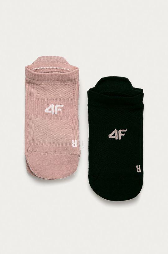 roz 4F - Sosete (2-pack) De femei