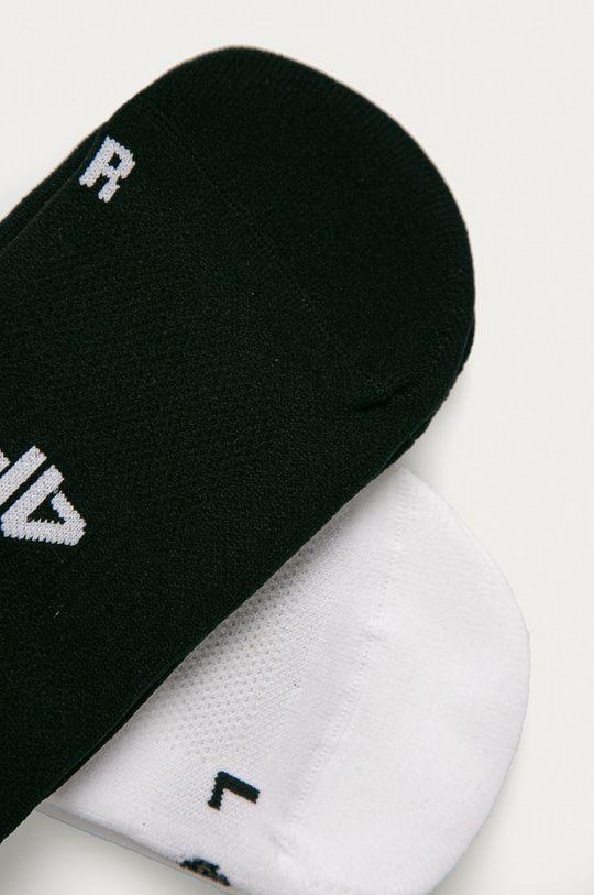 4F - Ponožky (2-pak) čierna