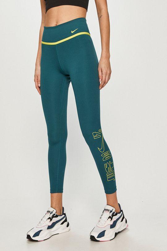 zelená Nike - Legíny Dámský