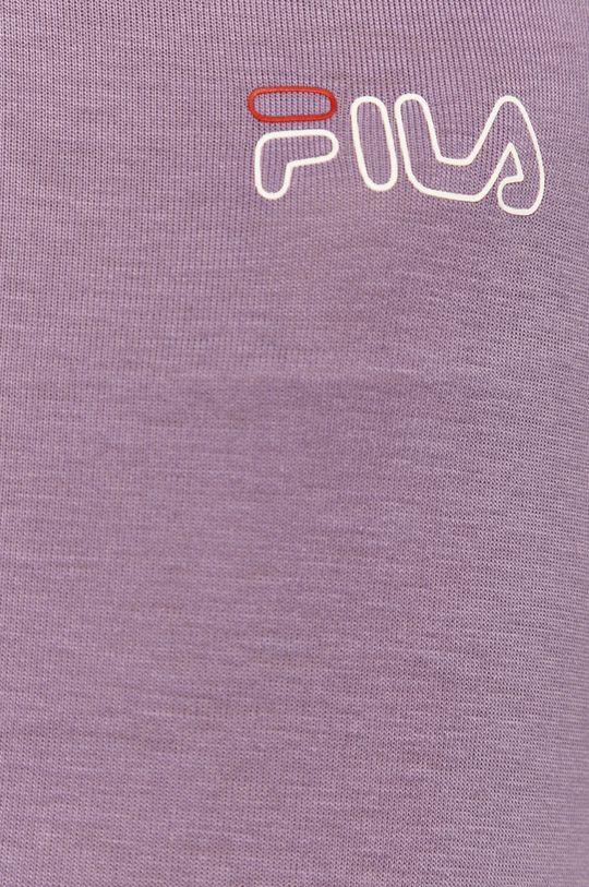 winogronowy Fila - Legginsy