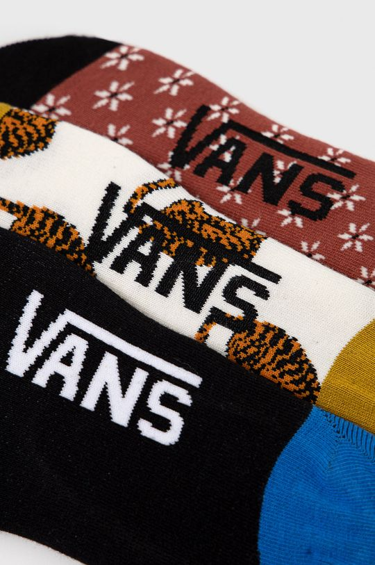 Vans - Ponožky (3-pak) viacfarebná