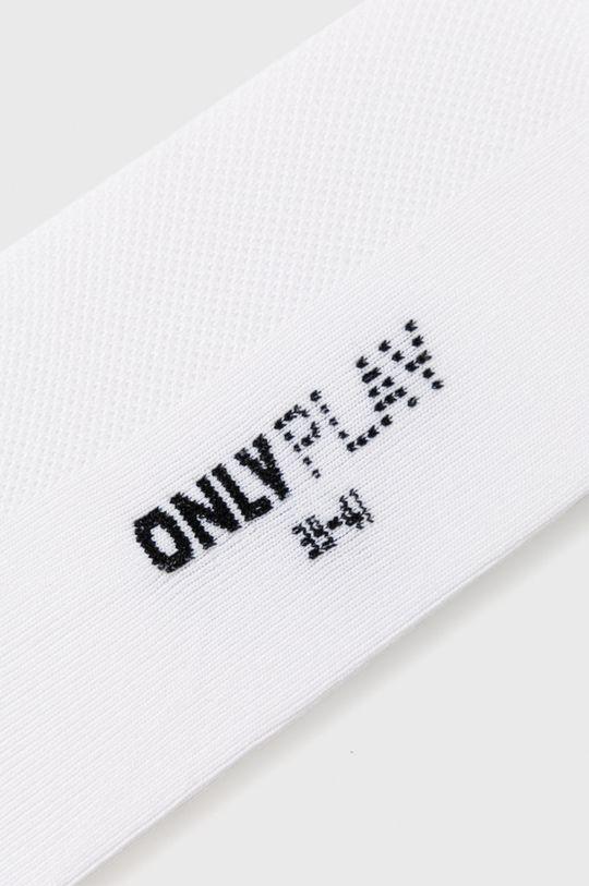 Only Play - Ponožky bílá