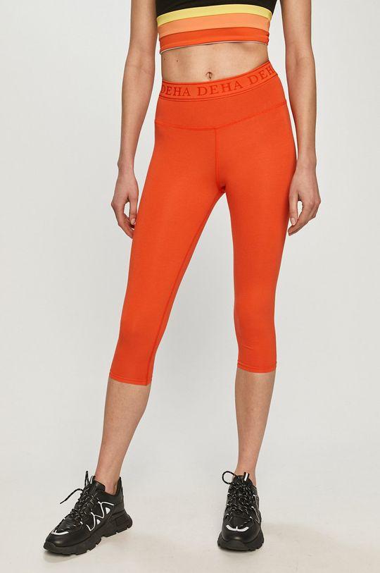 oranžová Deha - Legíny Dámský