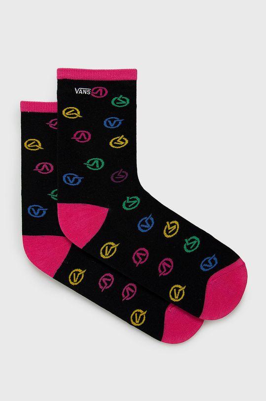 černá Vans - Ponožky Dámský