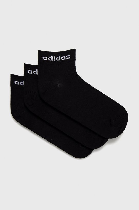 czarny adidas - Skarpetki (3-pack) Damski