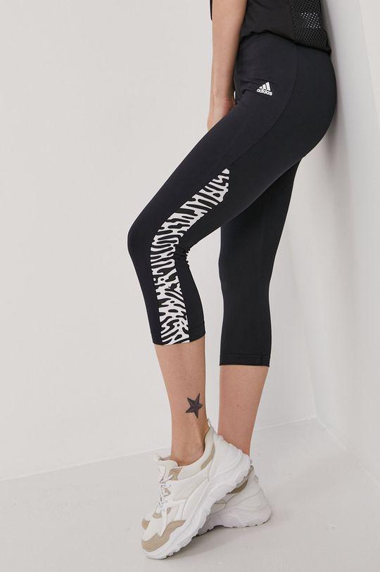 negru adidas - Colanti De femei