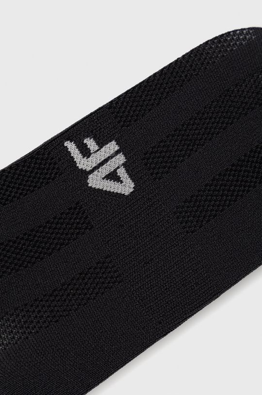 4F - Ponožky (3-pak) čierna