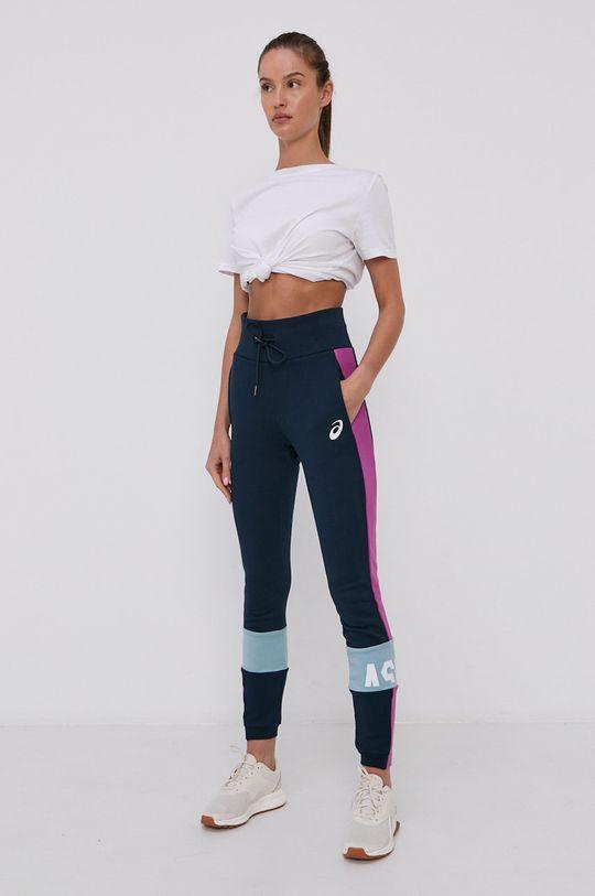 Asics - Kalhoty námořnická modř