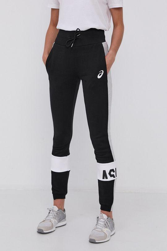 černá Asics - Kalhoty Dámský