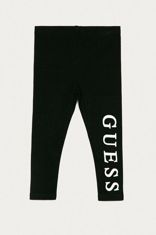 negru Guess - Leggins copii 92-122 cm De fete