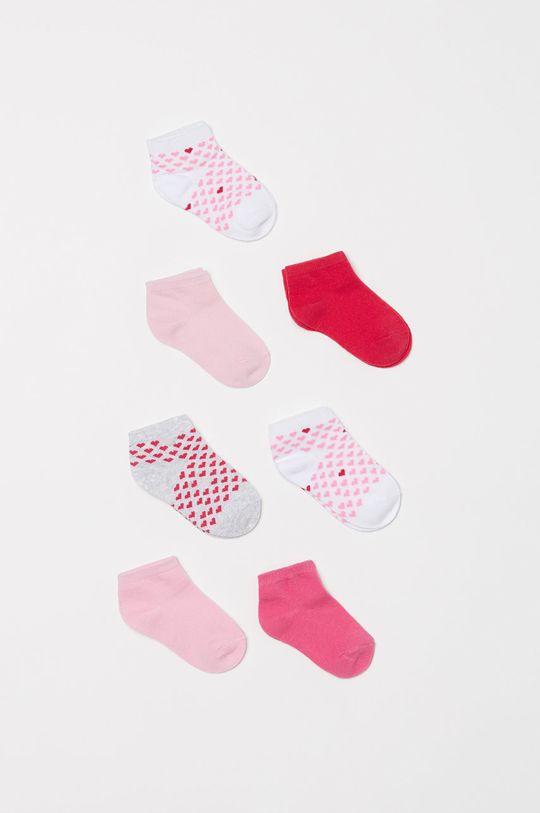 OVS - Skarpetki dziecięce (7-pack) multicolor