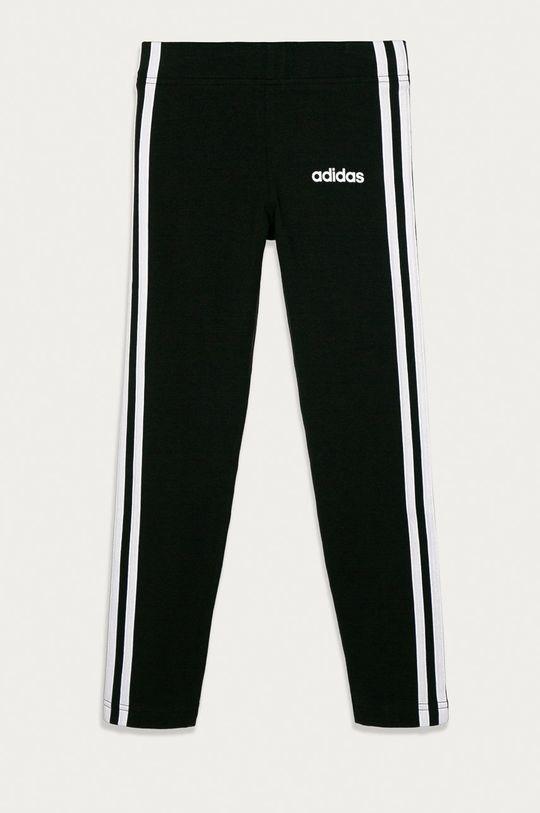 čierna adidas - Detské legíny 104-170 cm Dievčenský