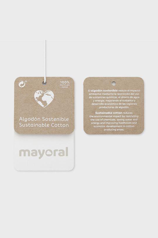 červenofialový Mayoral - Detské legíny