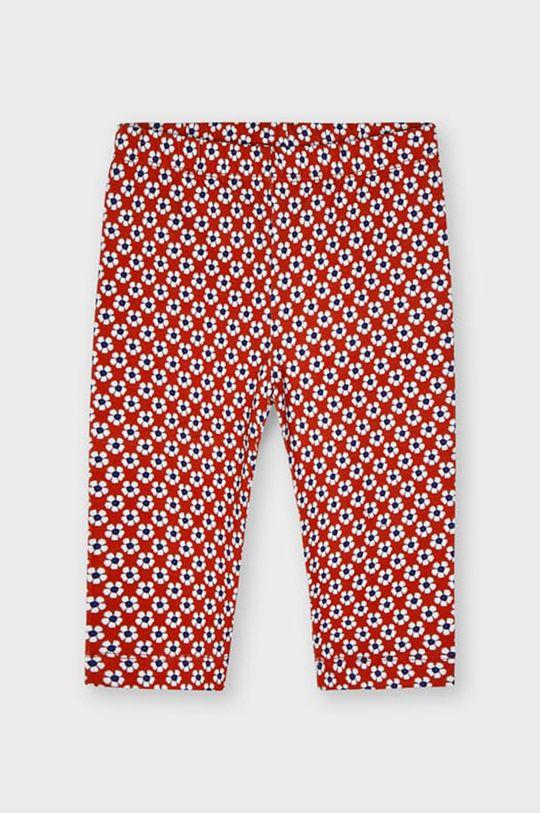 ostry czerwony Mayoral - Legginsy dziecięce Dziewczęcy