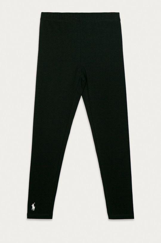 czarny Polo Ralph Lauren - Legginsy Dziewczęcy