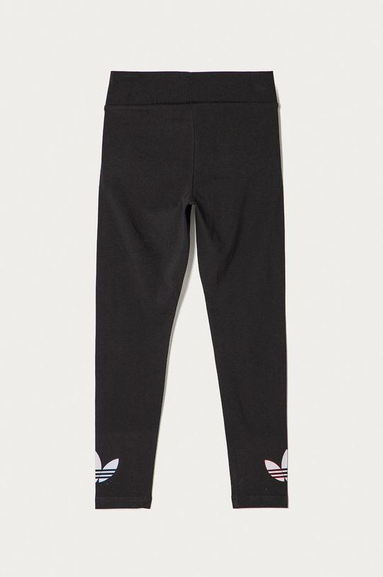 adidas Originals - Legginsy dziecięce 128-170 cm czarny