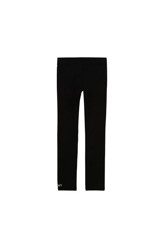 Dkny - Dětské legíny 102-108 cm černá