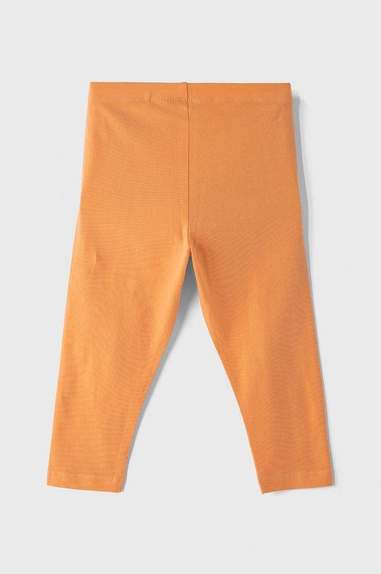 Name it - Legginsy dziecięce 116-152 cm pomarańczowy