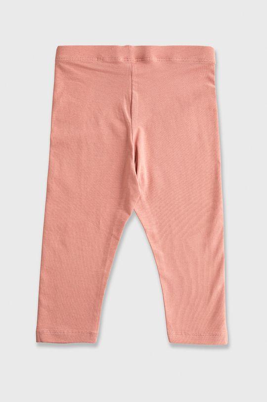 Name it - Legginsy dziecięce 116-152 cm fiołkowo różowy