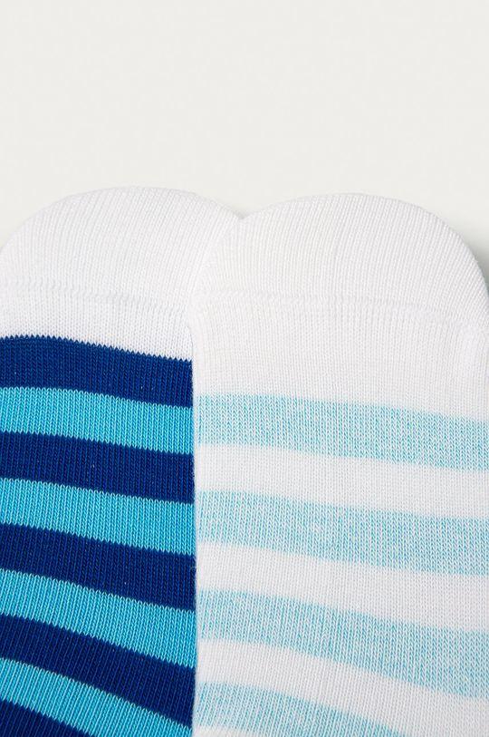 Tommy Hilfiger - Detské ponožky (2-pak) modrá