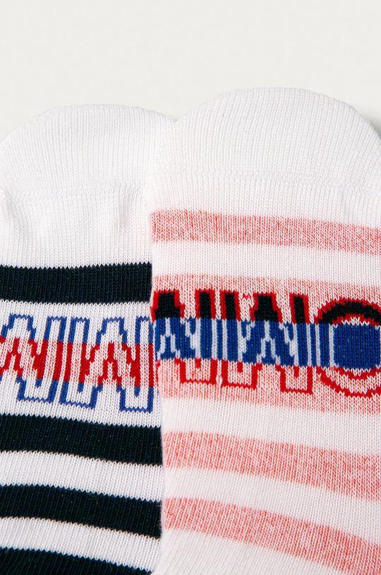 Tommy Hilfiger - Detské ponožky (2-pak) tmavomodrá