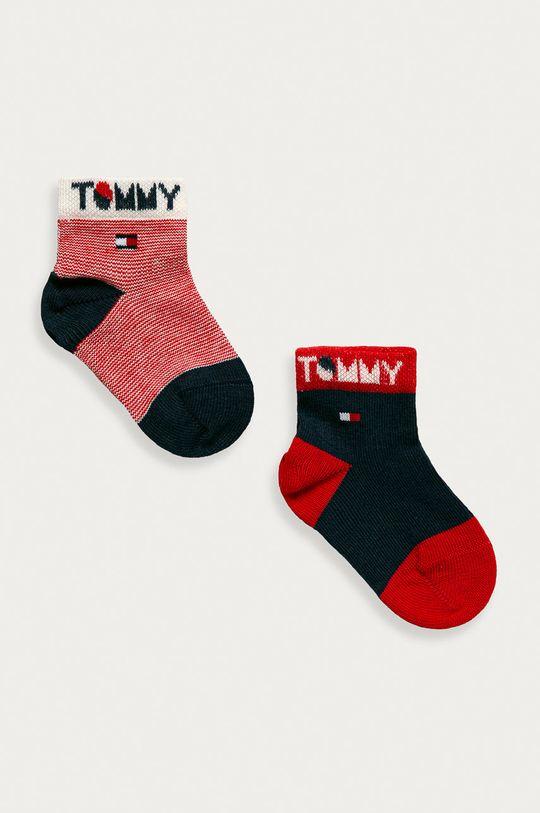 viacfarebná Tommy Hilfiger - Detské ponožky (2-pak) Dievčenský