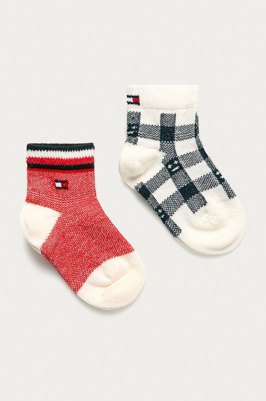 multicolor Tommy Hilfiger - Sosete copii (2-pack) De fete