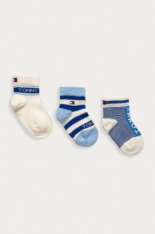 modrá Tommy Hilfiger - Detské ponožky Dievčenský