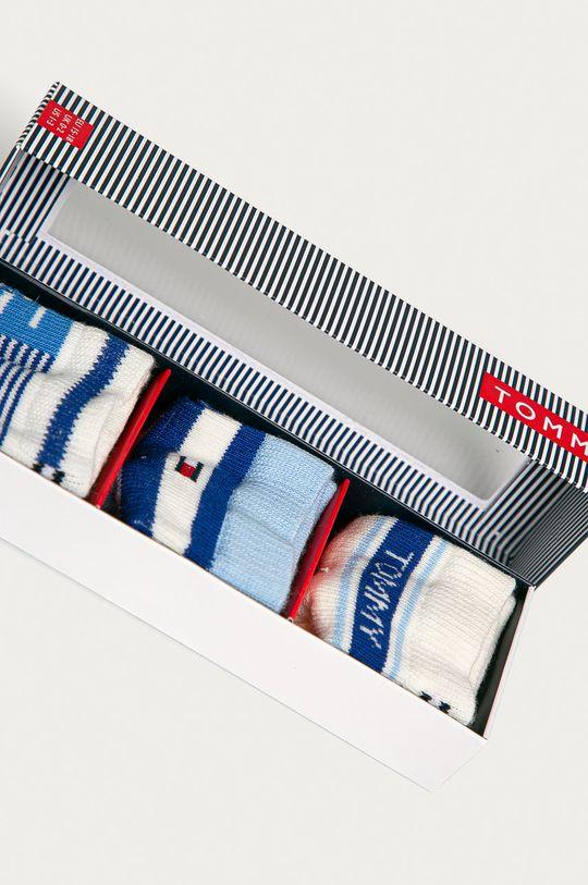 Tommy Hilfiger - Detské ponožky modrá