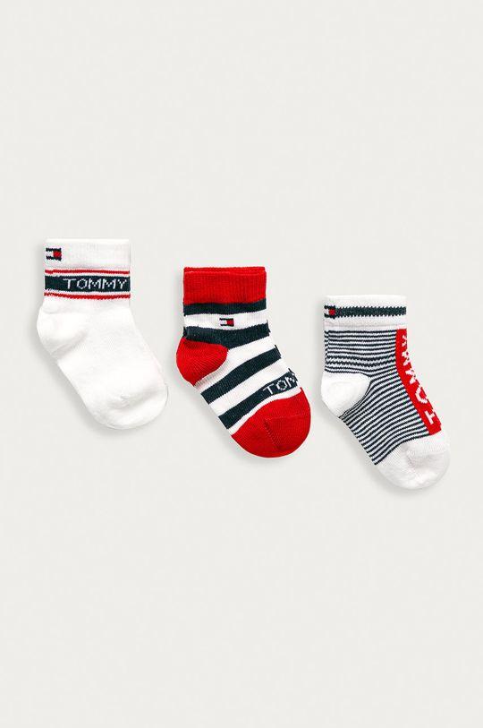 tmavomodrá Tommy Hilfiger - Detské ponožky Dievčenský