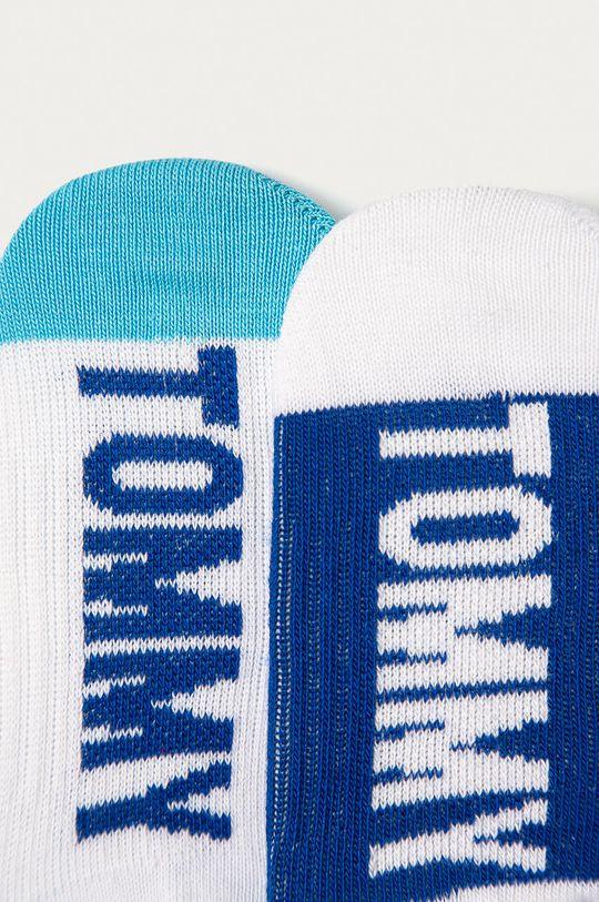 Tommy Hilfiger - Sosete copii (2-pack) albastru