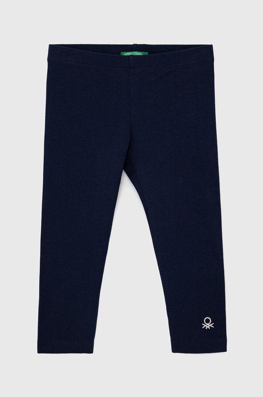 námořnická modř United Colors of Benetton - Dětské legíny Dívčí