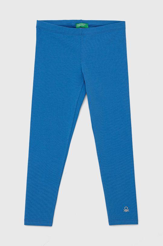 modrá United Colors of Benetton - Dětské legíny Dívčí