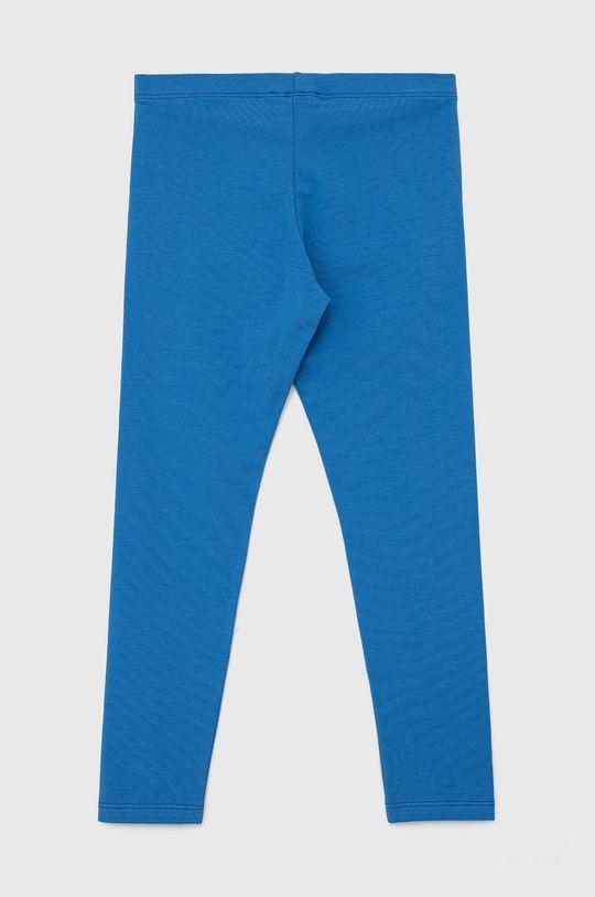 United Colors of Benetton - Dětské legíny modrá