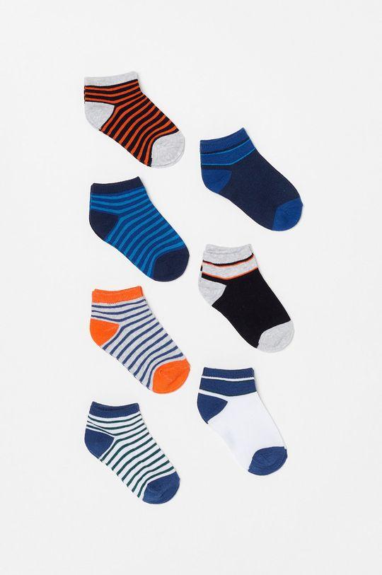 multicolor OVS - Skarpetki dziecięce (7-PACK) Dziecięcy